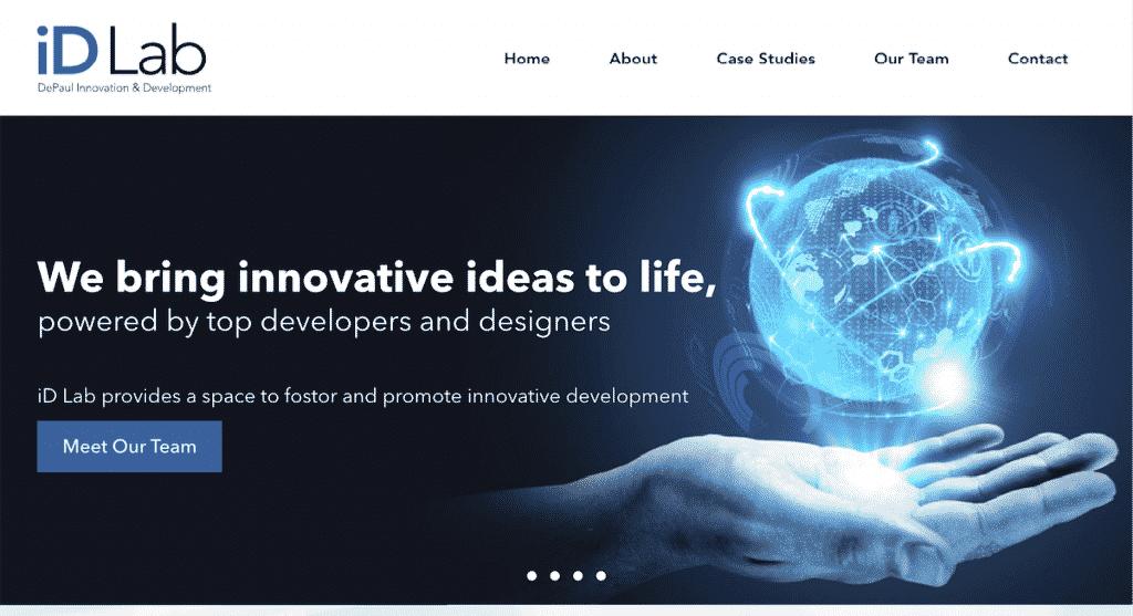 DePaul iD Lab Website